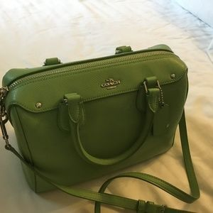 Coach purse small cross body